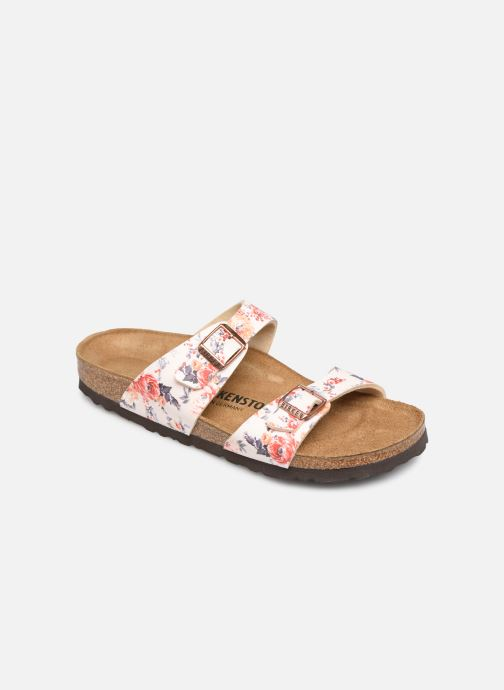 Wedges Birkenstock Sydney Flor W Multicolor detail