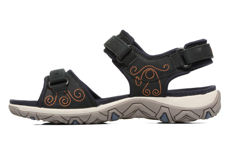 Chaussures de sport Allrounder by Mephisto Lagoona Noir vue face