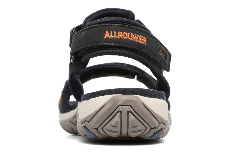 Chaussures de sport Allrounder by Mephisto Lagoona Noir vue droite