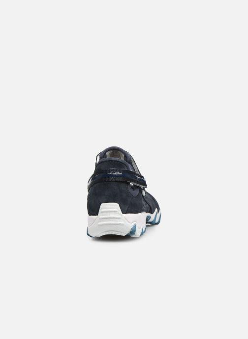 Zapatillas de deporte ALLROUNDER Niro Azul vista lateral derecha