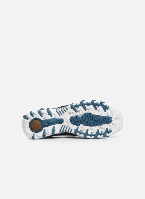 Zapatillas de deporte ALLROUNDER Niro Azul vista de arriba