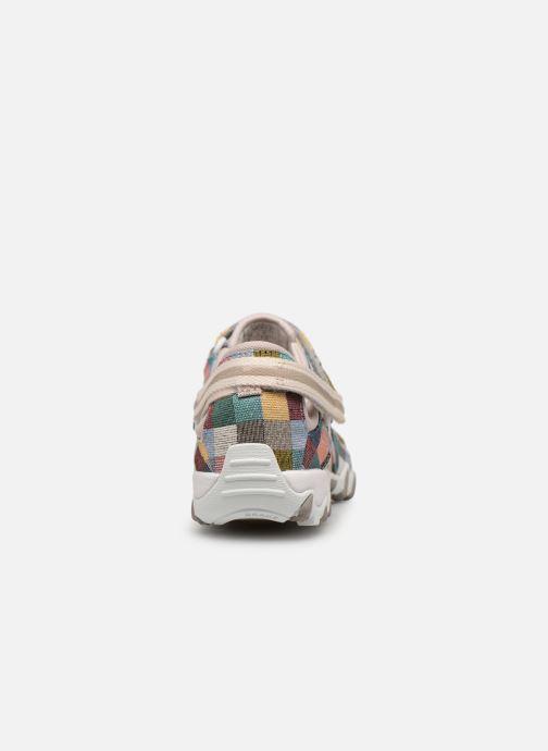 Zapatillas de deporte ALLROUNDER Niro Multicolor vista lateral derecha