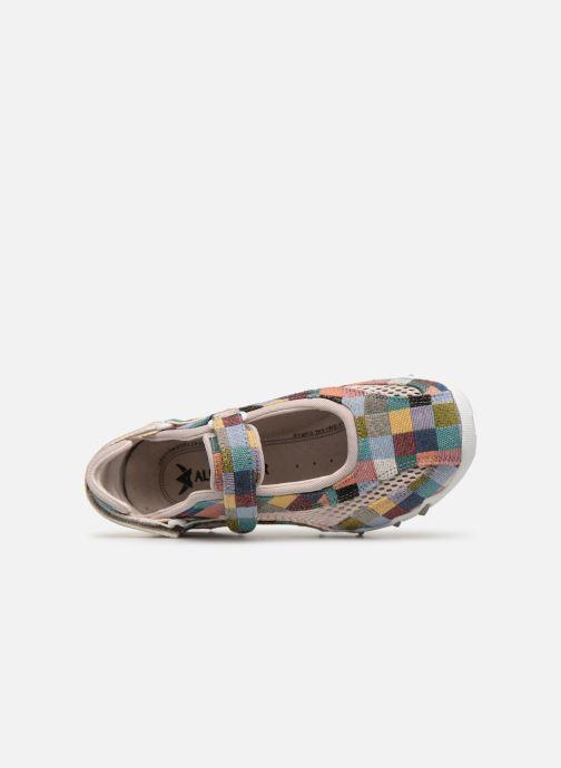 Zapatillas de deporte ALLROUNDER Niro Multicolor vista lateral izquierda