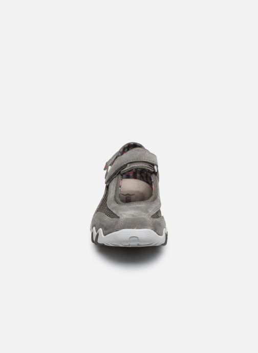 Chaussures de sport ALLROUNDER Niro Gris vue portées chaussures