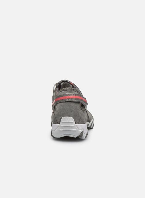 Chaussures de sport ALLROUNDER Niro Gris vue droite