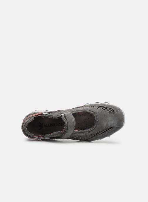 Chaussures de sport ALLROUNDER Niro Gris vue gauche