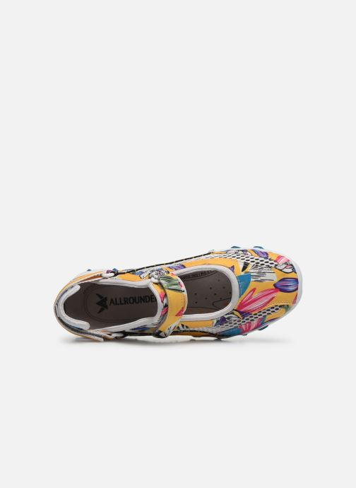 Chaussures de sport ALLROUNDER Niro Multicolore vue gauche