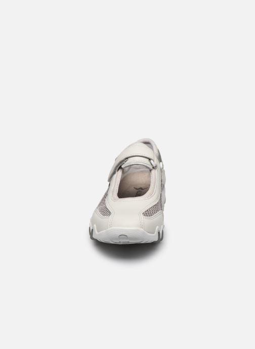 Chaussures de sport ALLROUNDER Niro Blanc vue portées chaussures