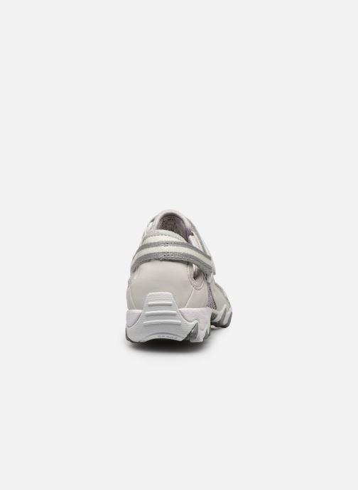 Chaussures de sport ALLROUNDER Niro Blanc vue droite