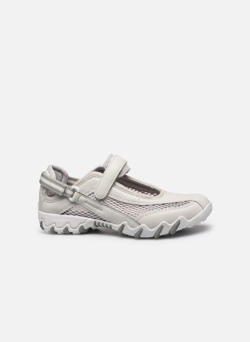 Chaussures de sport ALLROUNDER Niro Blanc vue derrière