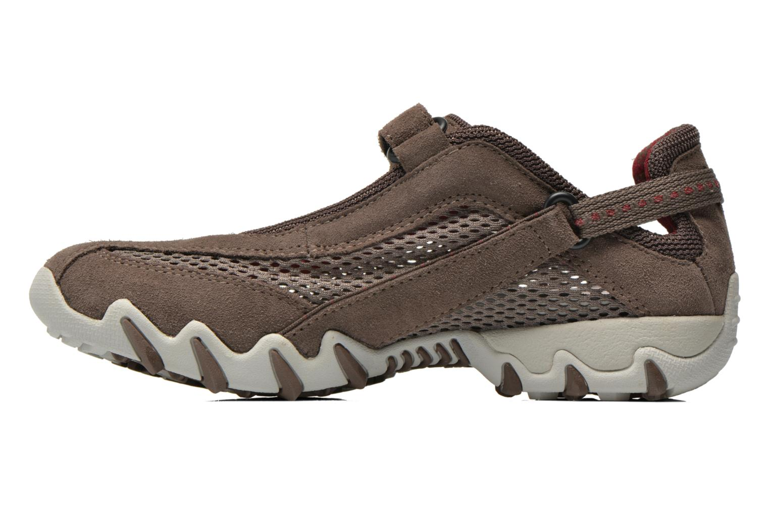 Chaussures de sport Allrounder by Mephisto Niro Marron vue face