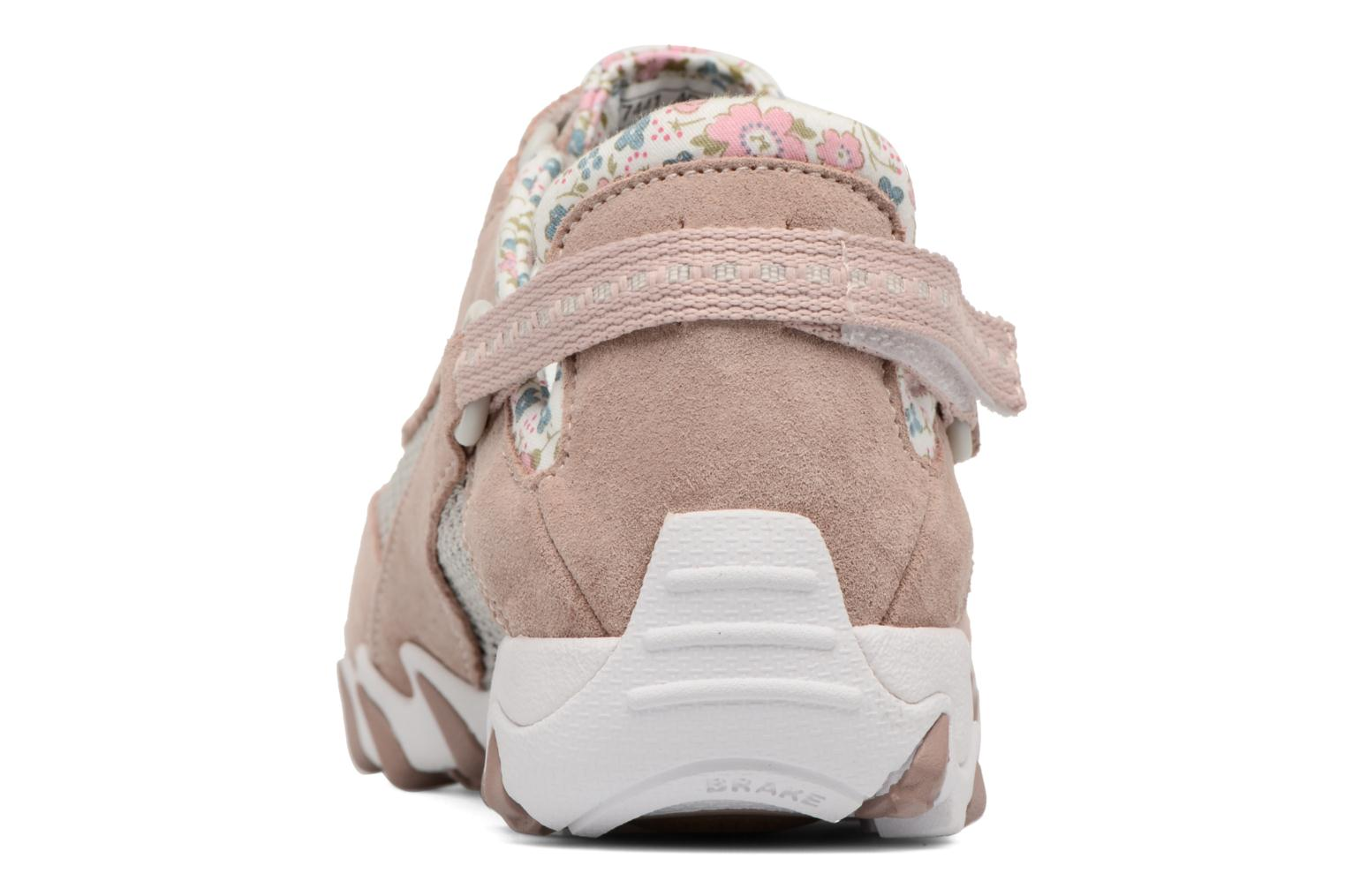 Sport shoes Allrounder by Mephisto Niro Pink view from the right