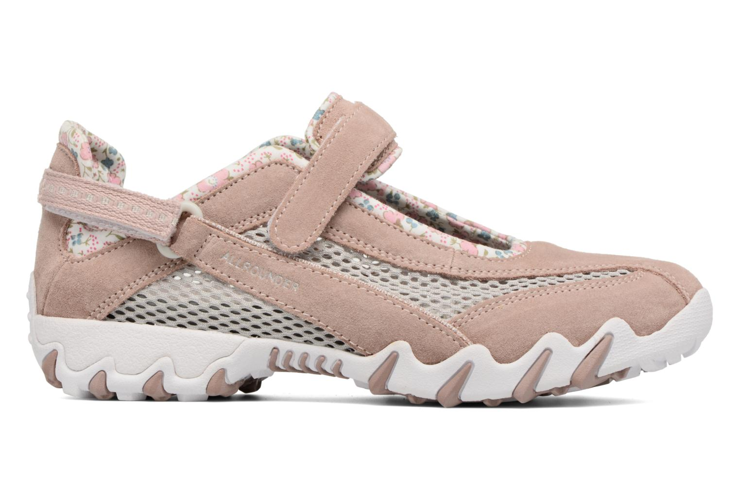 Sport shoes Allrounder by Mephisto Niro Pink back view
