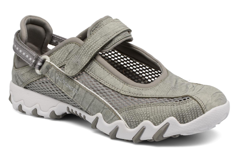 57c496fce5afd9 Chaussures de sport Allrounder by Mephisto Niro Gris vue détail/paire