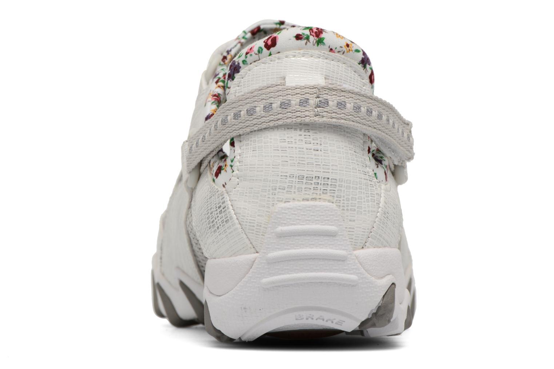 Zapatillas de deporte Allrounder by Mephisto Niro Blanco vista lateral derecha