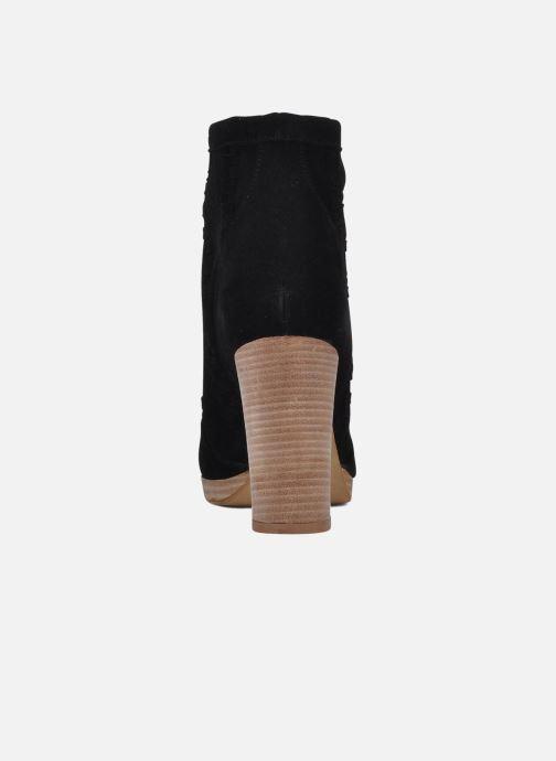 Bottines et boots Jonak Aviva Noir vue droite