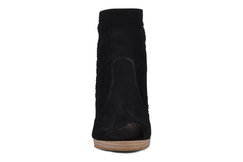 Bottines et boots Jonak Aviva Noir vue portées chaussures