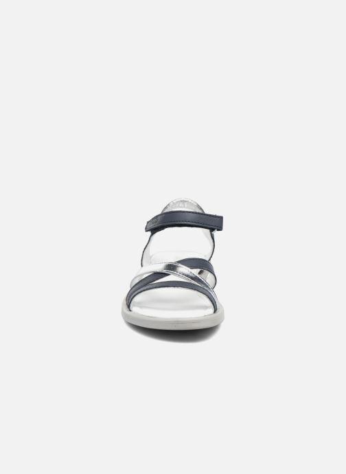 Sandales et nu-pieds Mod8 Jelguy2 Bleu vue portées chaussures