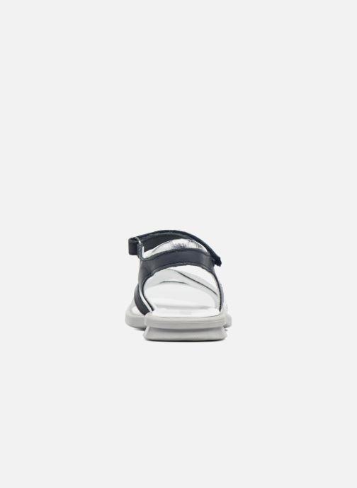 Sandales et nu-pieds Mod8 Jelguy2 Bleu vue droite