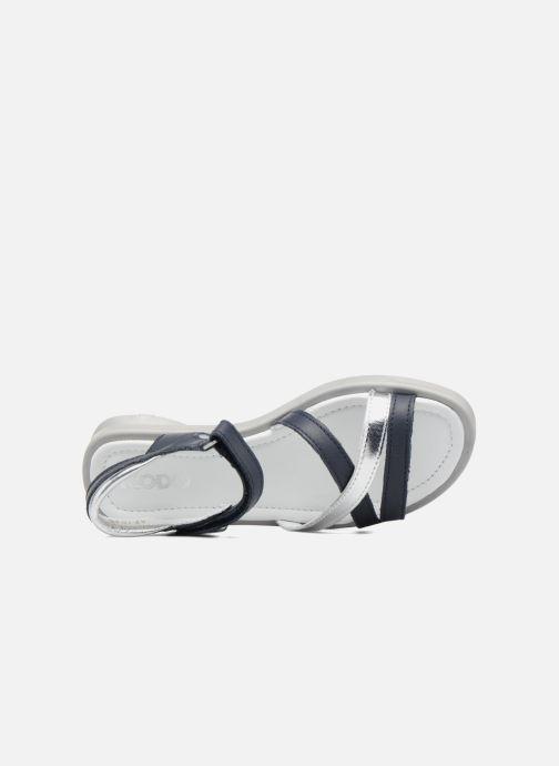 Sandales et nu-pieds Mod8 Jelguy2 Bleu vue gauche