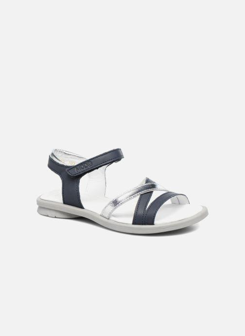 Sandales et nu-pieds Mod8 Jelguy2 Bleu vue détail/paire
