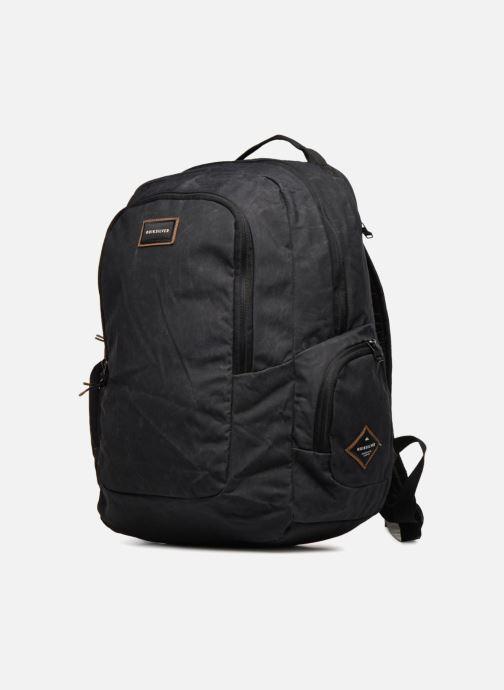 Sacs à dos Quiksilver Schoolie M Backpack Noir vue portées chaussures