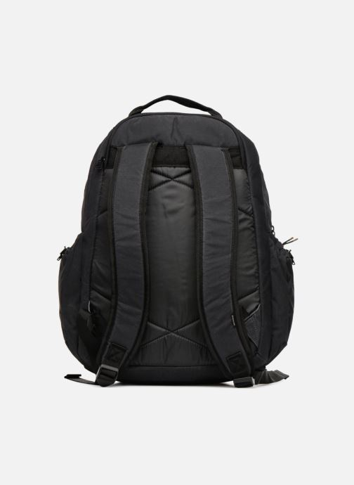 Rucksacks Quiksilver Schoolie M Backpack Black front view