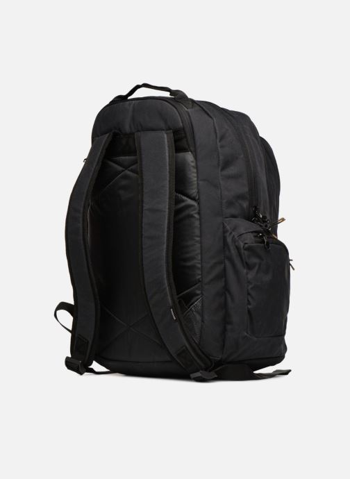 Rucksacks Quiksilver Schoolie M Backpack Black view from the right