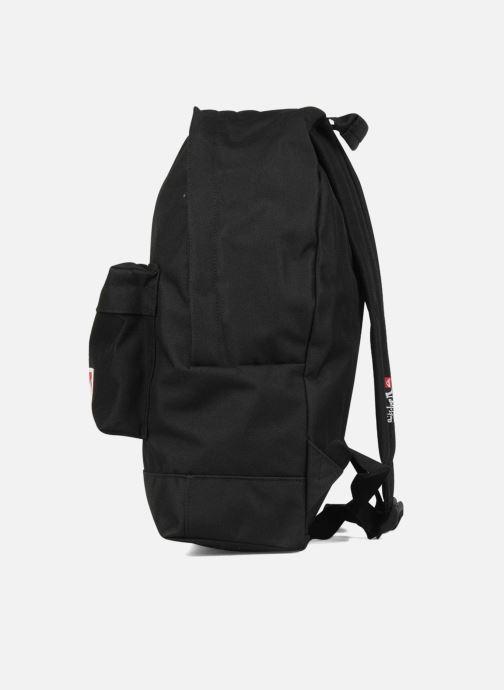 Rucksäcke Quiksilver Schoolie M Backpack schwarz schuhe getragen