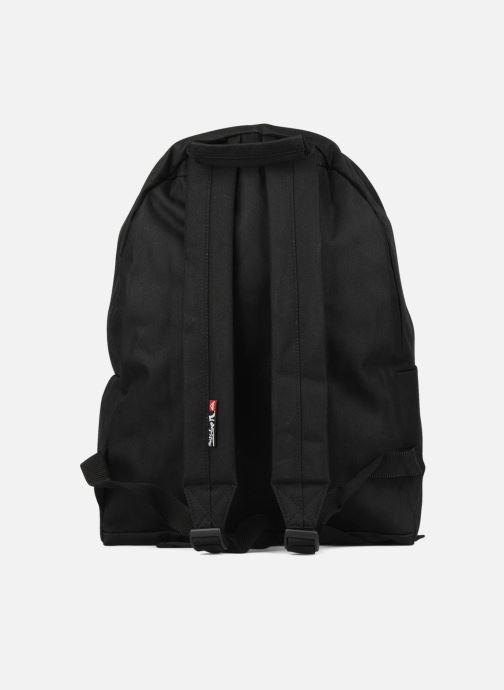 Rucksäcke Quiksilver Schoolie M Backpack schwarz ansicht von vorne