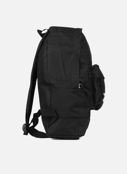 Rucksäcke Quiksilver Schoolie M Backpack schwarz ansicht von rechts