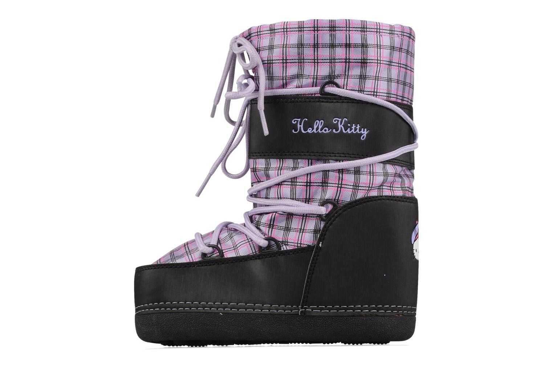 Boots & wellies Hello Kitty Hk-liberte Purple front view