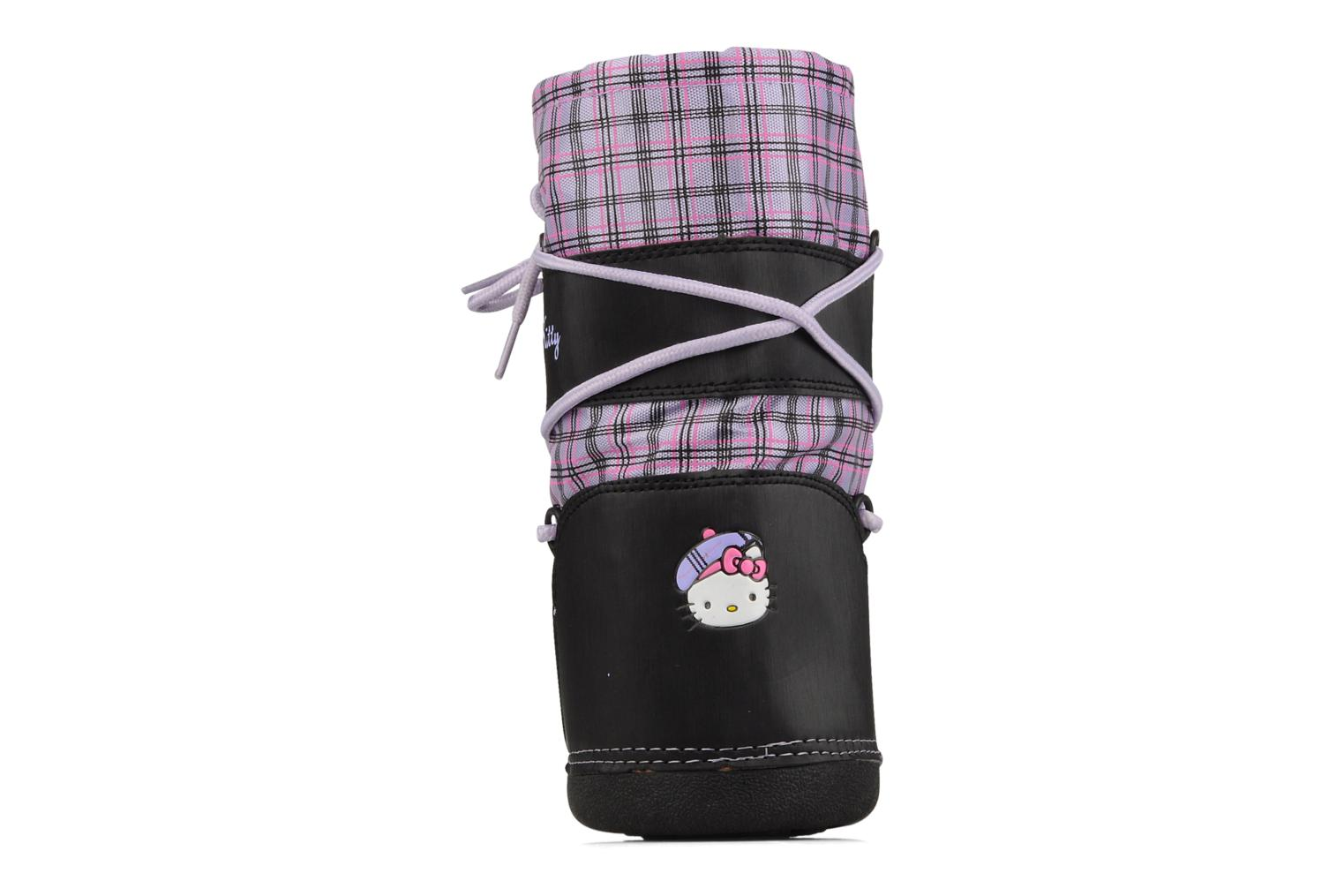 Boots & wellies Hello Kitty Hk-liberte Purple view from the right