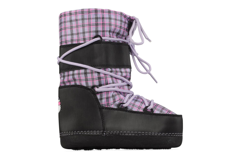 Boots & wellies Hello Kitty Hk-liberte Purple back view