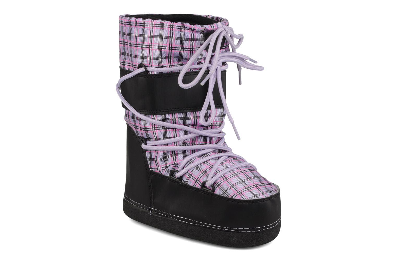 Boots & wellies Hello Kitty Hk-liberte Purple detailed view/ Pair view