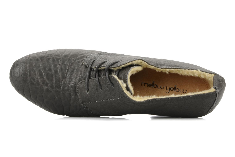Snörade skor Mellow Yellow Kony Grå bild från vänster sidan