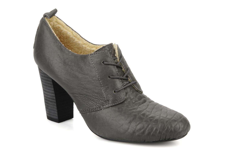 Venta de liquidación de temporada  Mellow Yellow Kony (Gris) en - Zapatos con cordones en (Gris) Más cómodo f411a2