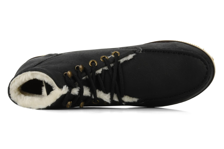 Stiefeletten & Boots Friis & company Agga schwarz ansicht von links