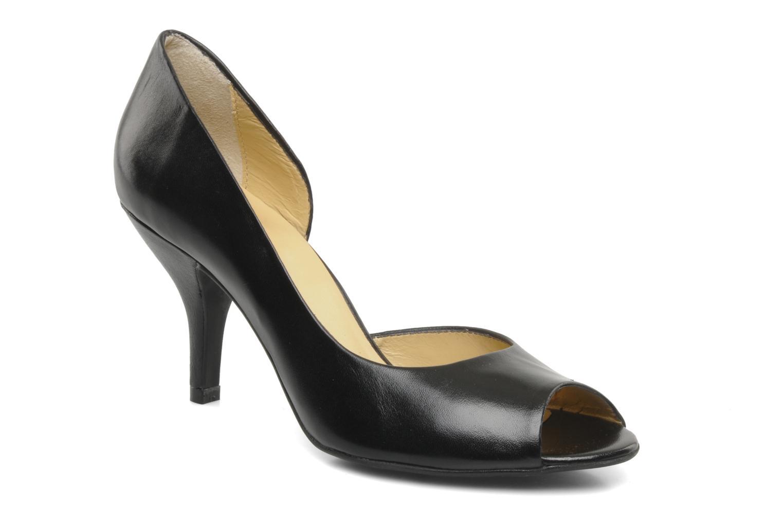 Georgia Rose Alige (Noir) - Escarpins en Más cómodo Chaussures femme pas cher homme et femme