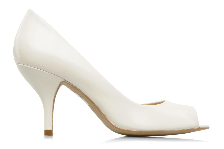 Zapatos de tacón Georgia Rose Alige Blanco vistra trasera
