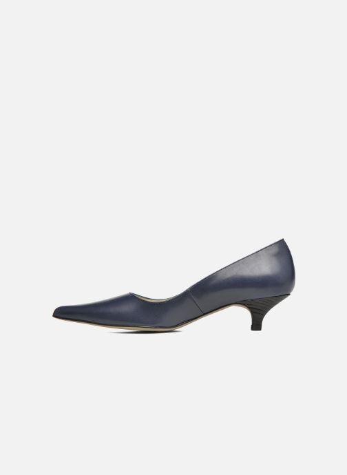 Zapatos de tacón Georgia Rose Amisi Azul vista de frente