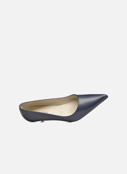 Zapatos de tacón Georgia Rose Amisi Azul vista lateral izquierda