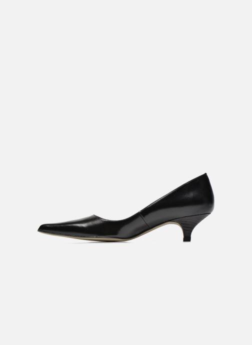 High heels Georgia Rose Amisi Black front view