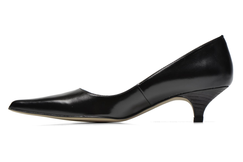 Zapatos de tacón Georgia Rose Amisi Negro vista de frente