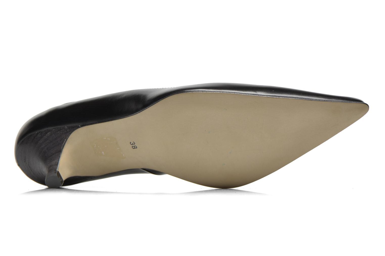 Zapatos de tacón Georgia Rose Amisi Negro vista de arriba