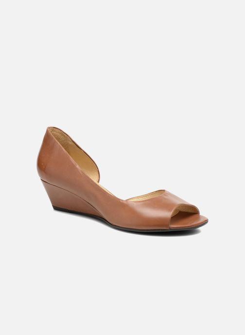 315d984c6d3316 ... Chaussure femme · Georgia Rose femme; Phoeti. Escarpins Georgia Rose  Phoeti Marron vue détail/paire