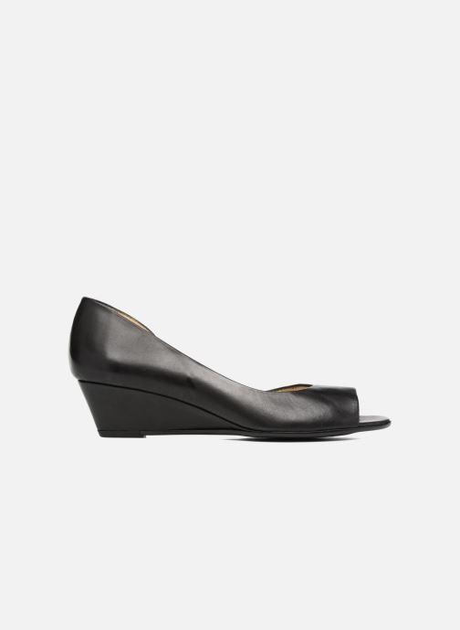 Zapatos de tacón Georgia Rose Phoeti Negro vistra trasera