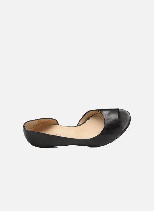 Zapatos de tacón Georgia Rose Phoeti Negro vista lateral izquierda