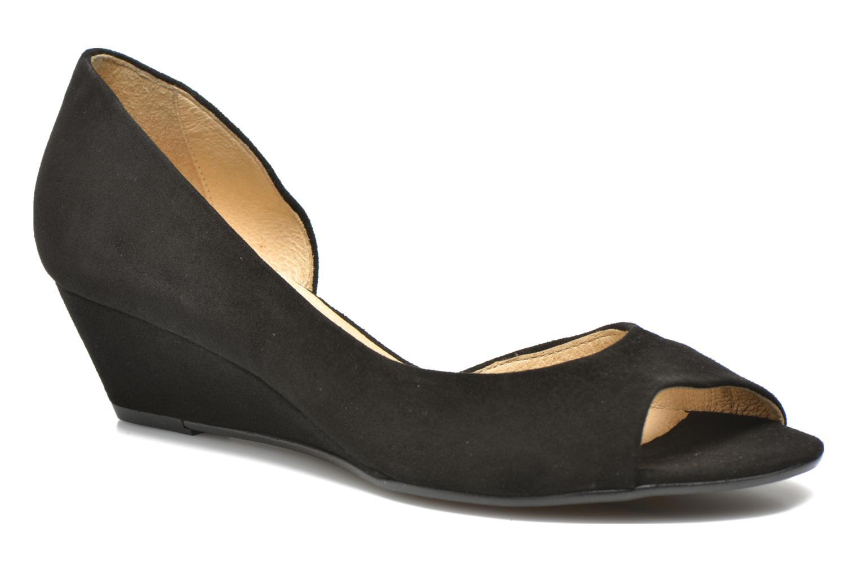 068e0e52043c0b ... Chaussure femme · Georgia Rose femme; Phoeti. Escarpins Georgia Rose  Phoeti Noir vue détail/paire