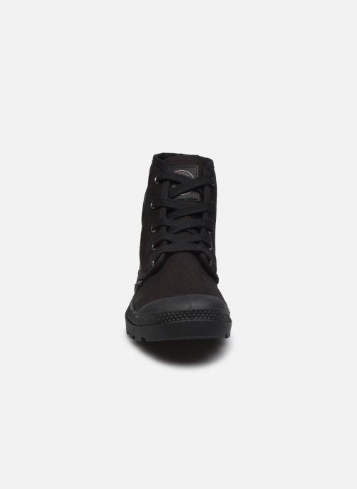 Sneakers Palladium Pampa hi w Zwart model